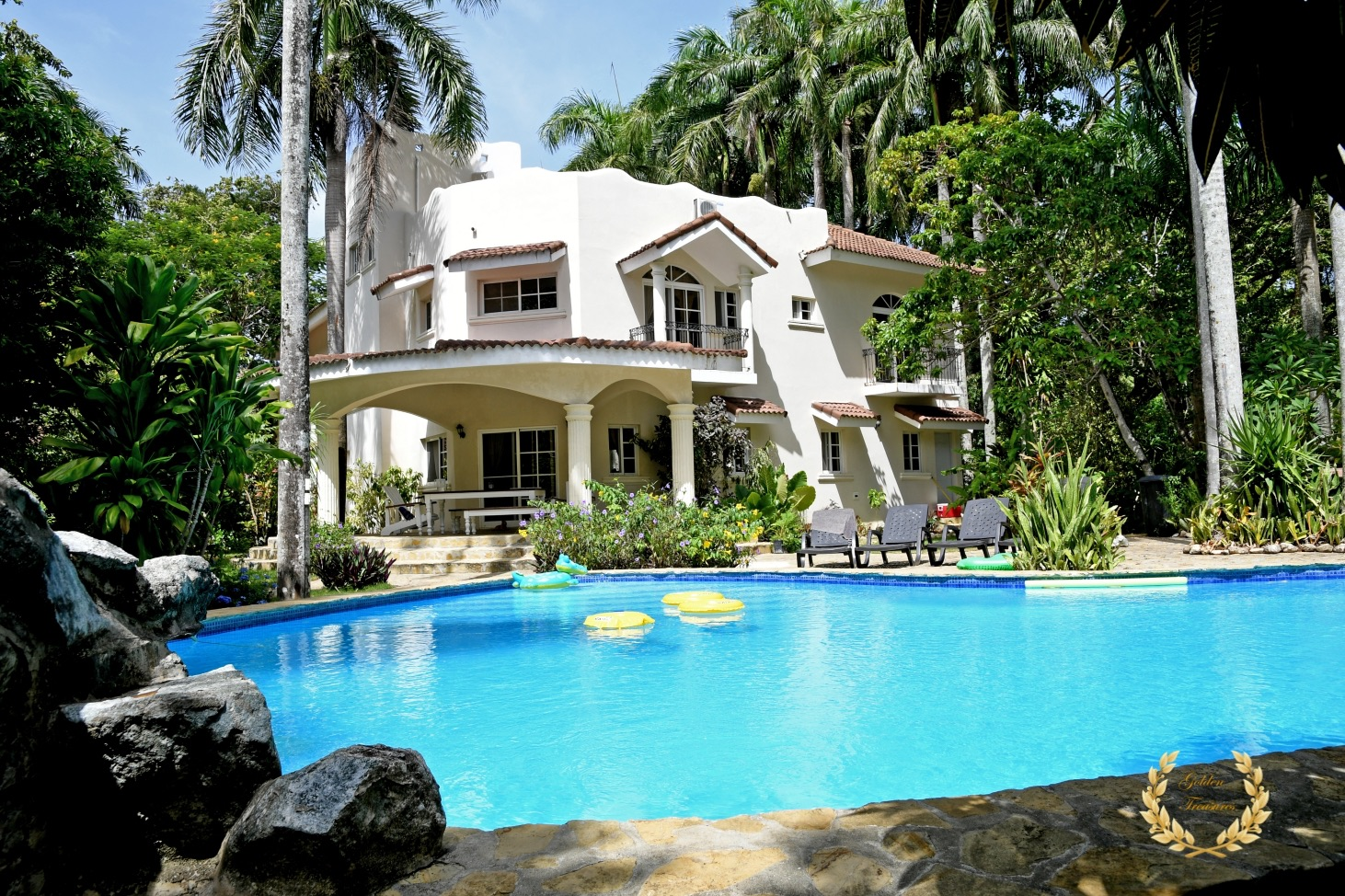 4 Bedroom House in Cabarete Dominican Republic