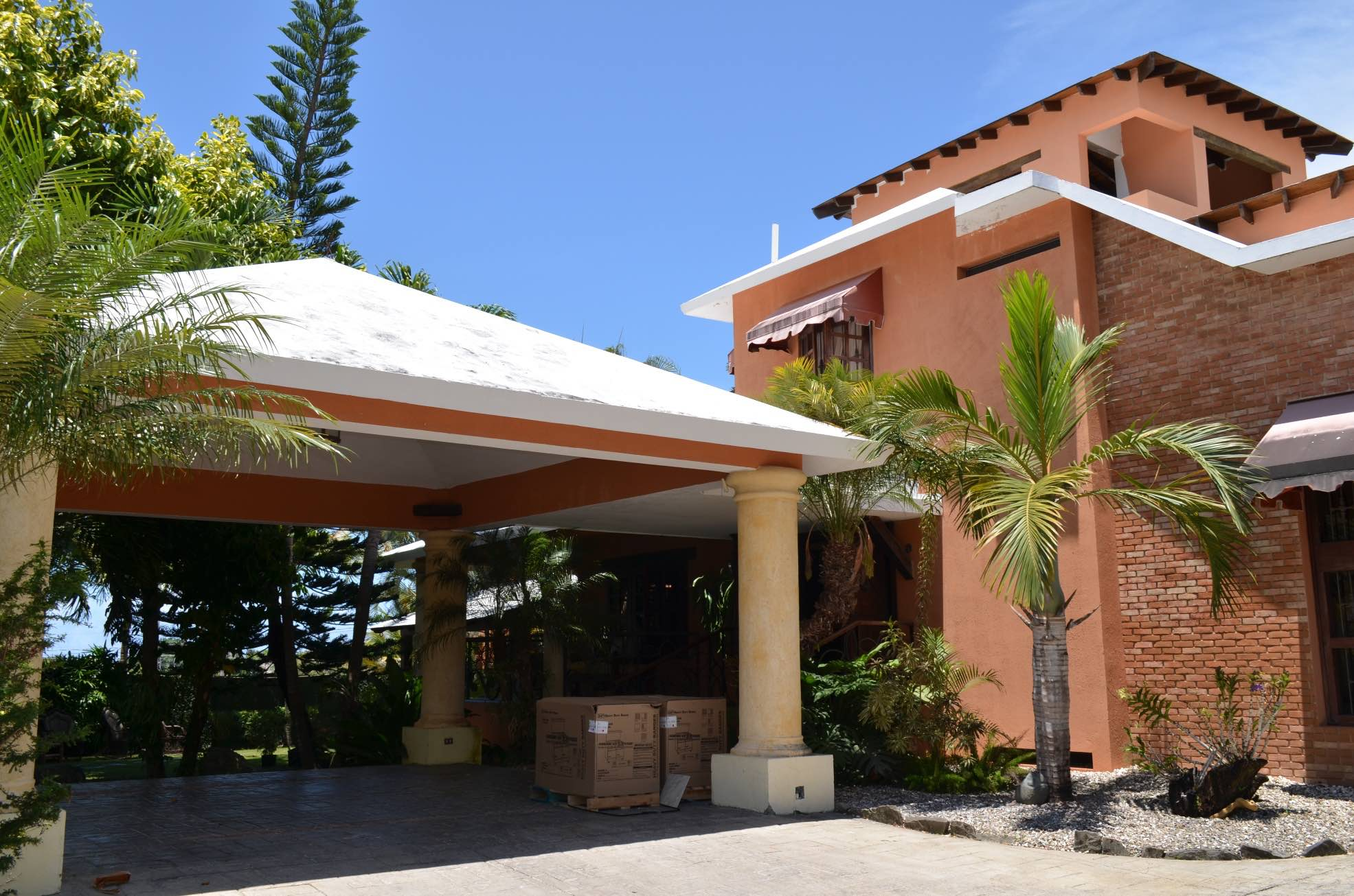Home in Puerto Plata – Spanish Revival Architecture