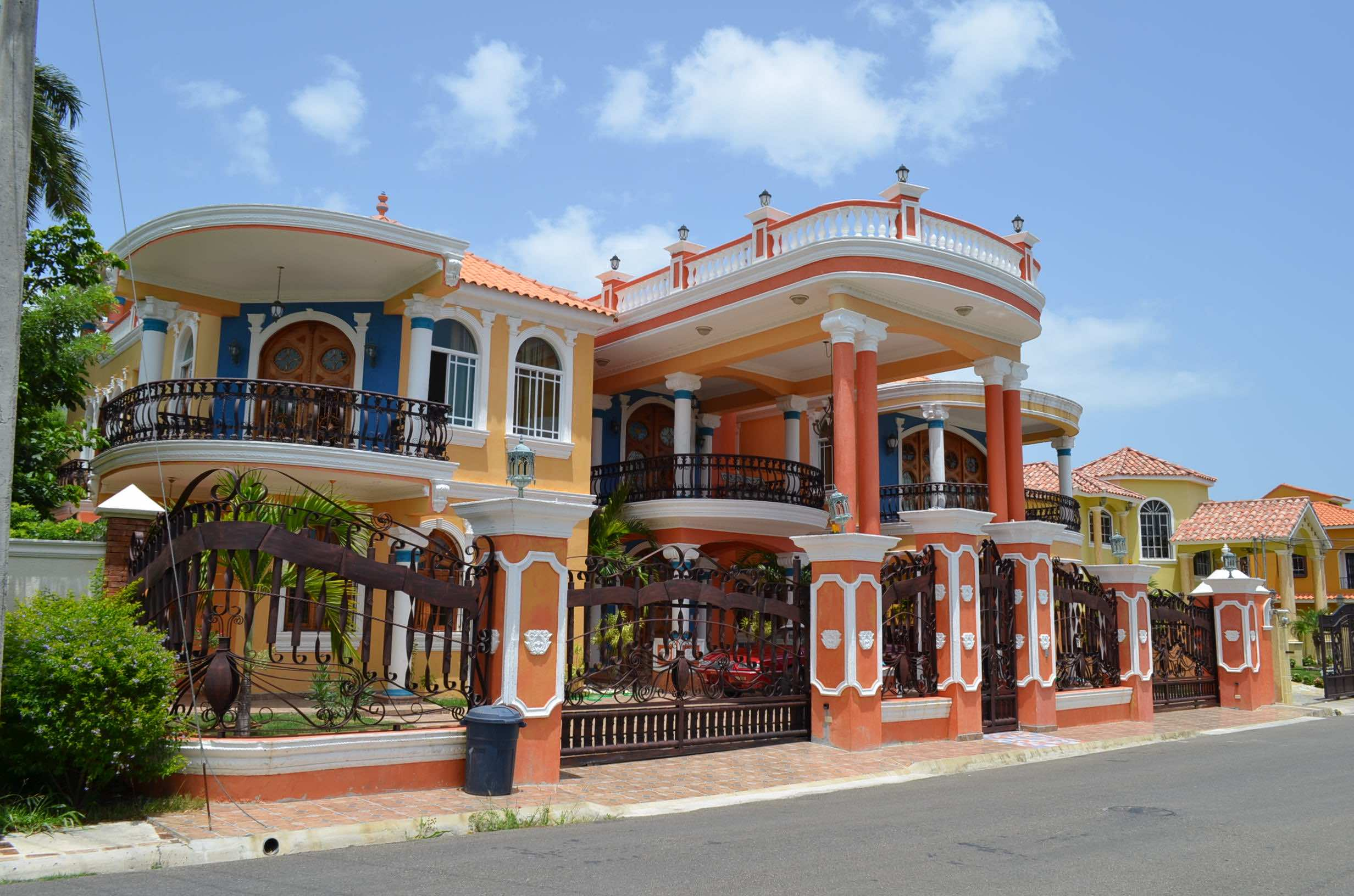 19th Century Style Mansion Sale in Puerto Plata