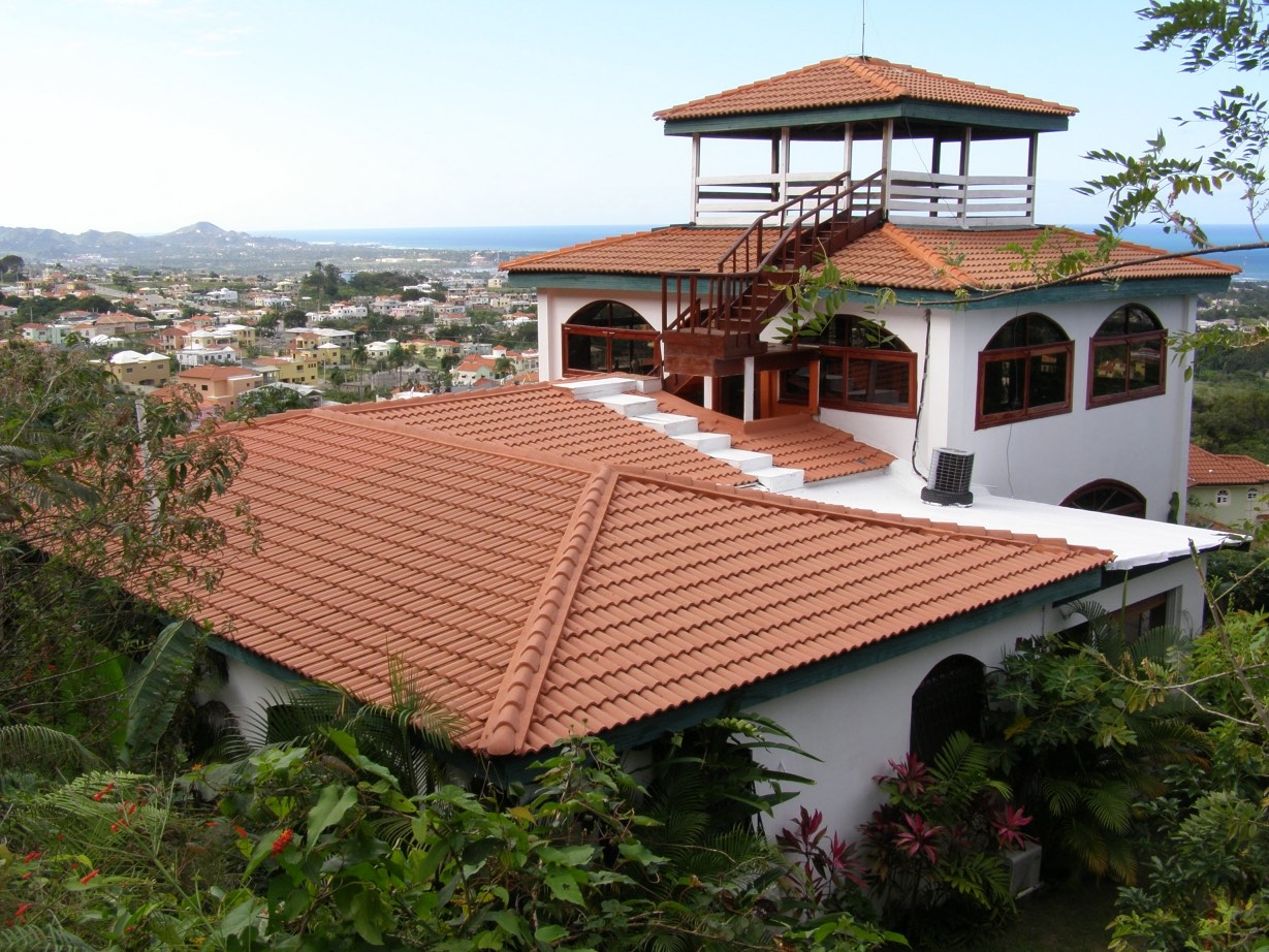 Ocean Views Hilltop House Sale Puerto Plata DR