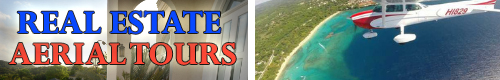 aerial tours for real estate presentation in Sosua, DR
