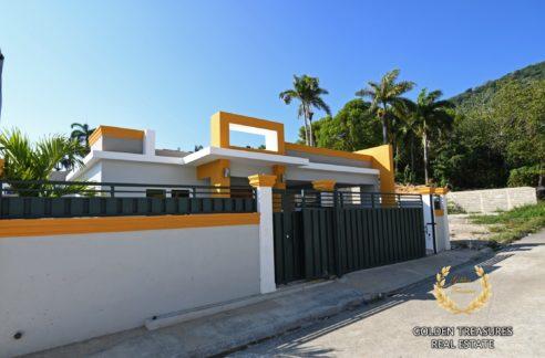 house facade in puerto plata