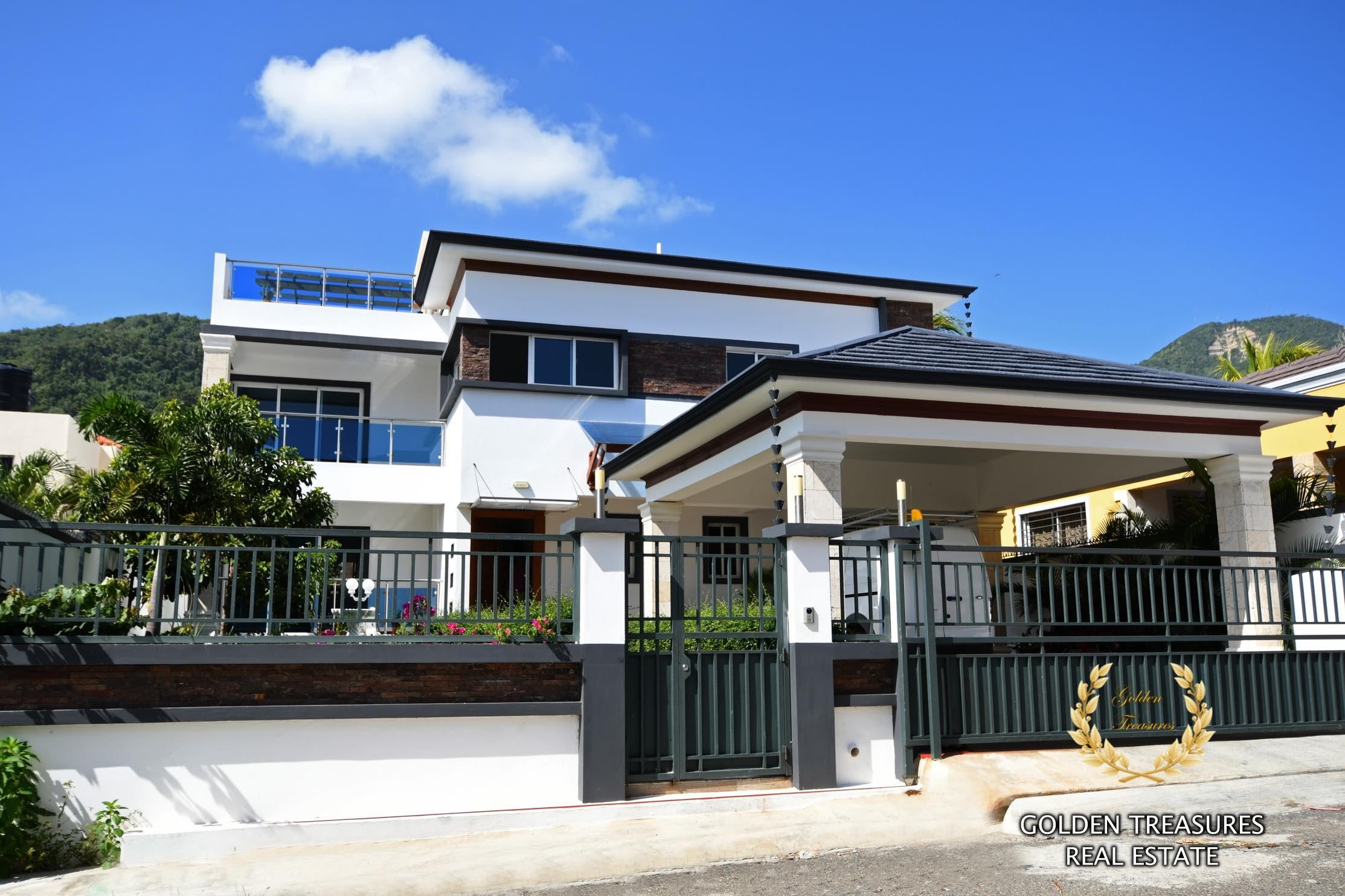 Luxury Home Sale Puerto Plata Dominican Republic