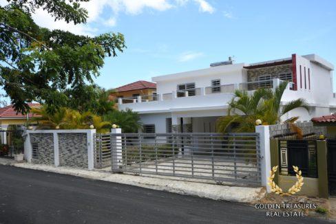 Ocean View House Sale Puerto Plata DR