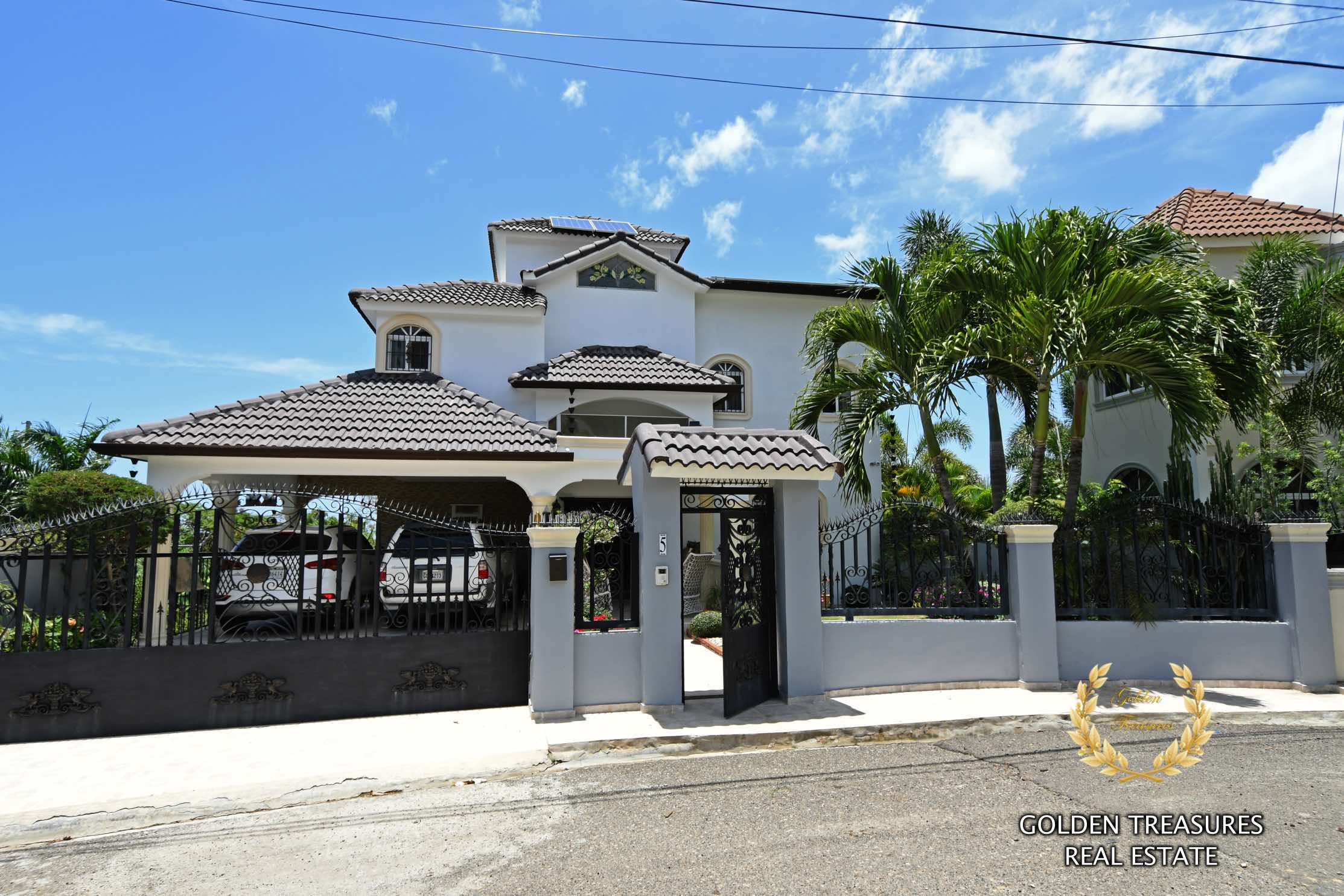 4 Bedroom 3 Level House Sale Puerto Plata DR