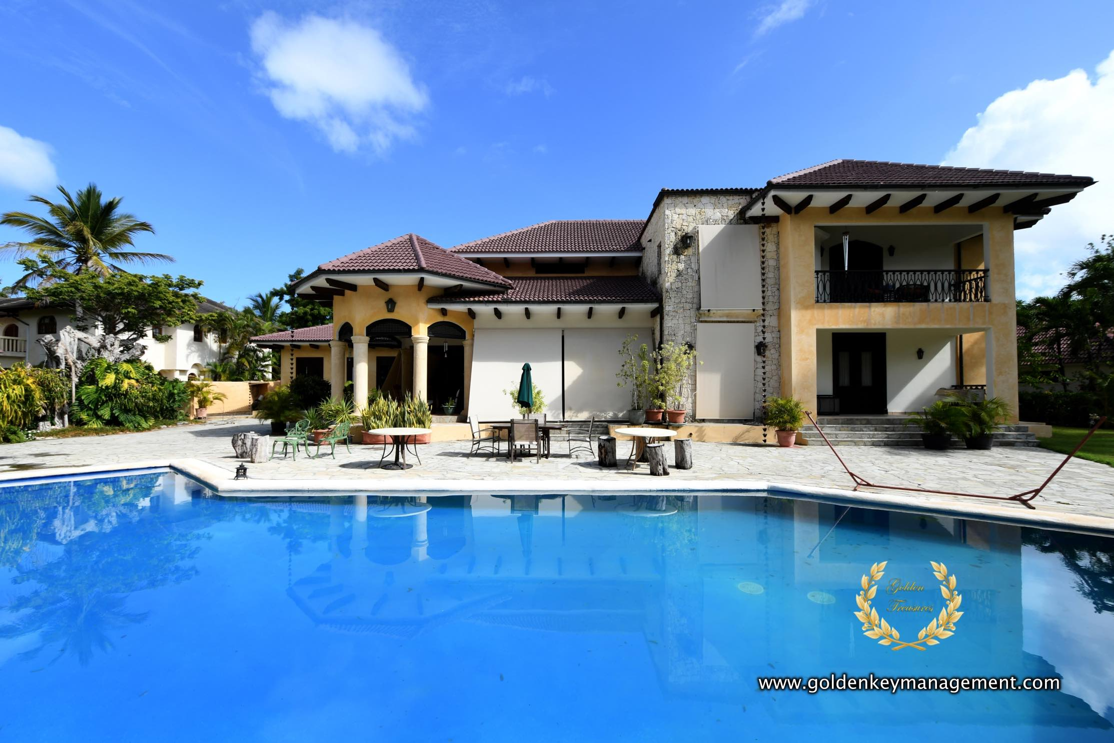 Luxury Caribbean Villa For Sale Cabarete DR