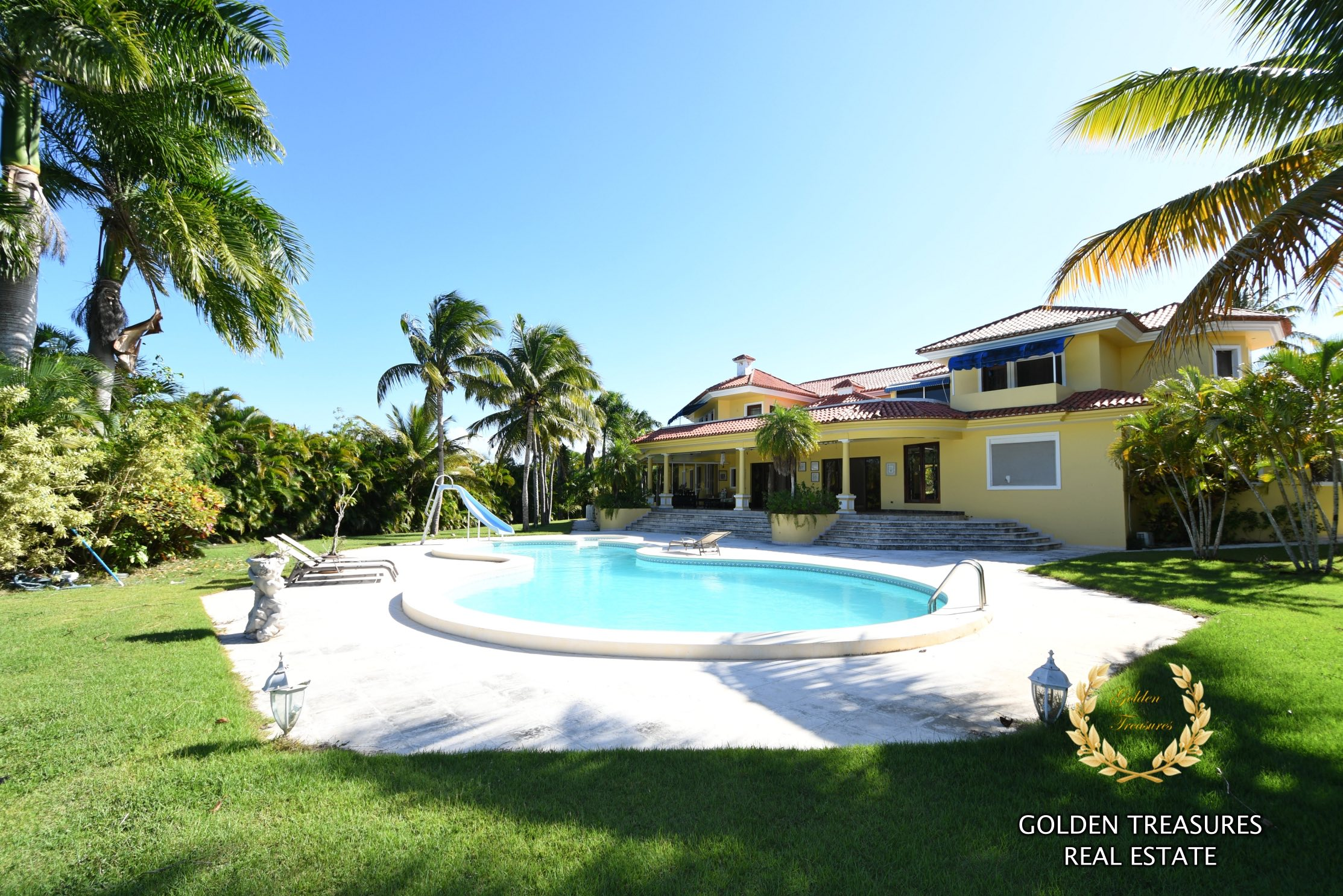 5 Bedroom Luxury Villa Sale Cabarete Dominican Republic