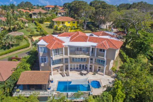 Sosua Luxury Villa Sale Ocean View