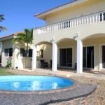 3 bedroom oceanfront sale Sosua