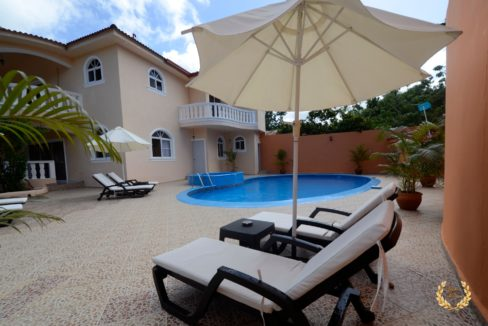 6 Bedroom BNB Style Home Sale Sosua