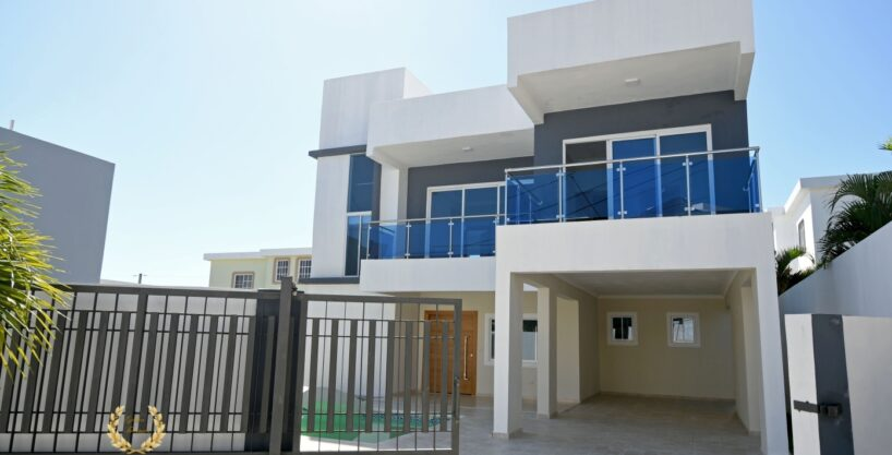 4 Bedroom House Puerto Plata DR
