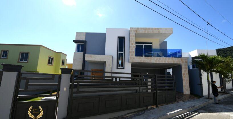 Modern House Sale Puerto Plata
