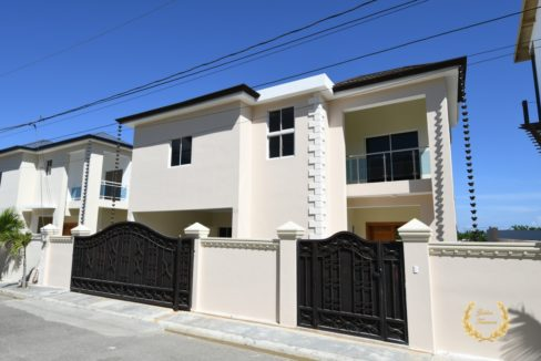 Two Story House Sale Puerto Plata