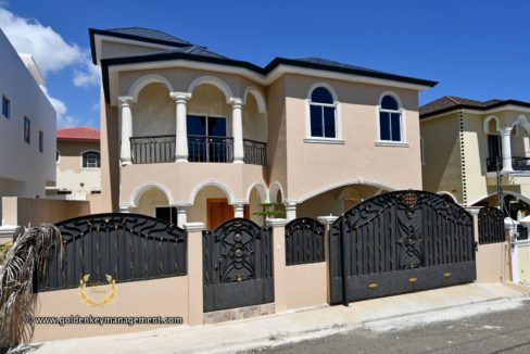 4 Bedroom Home Puerto Plata