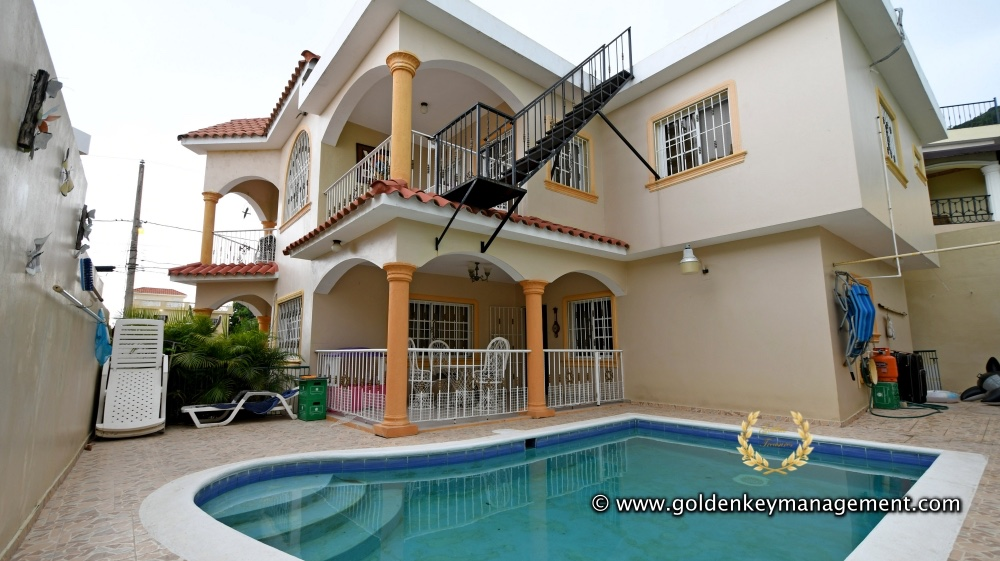 3 Bedroom Home Puerto Plata