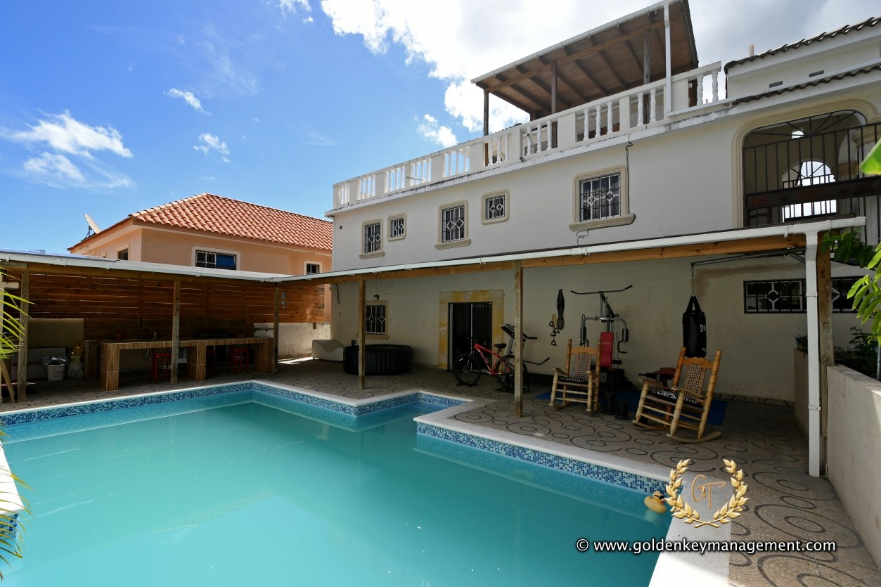 Puerto Plata 3 Bedroom House
