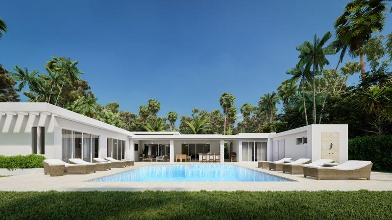 4 Bedroom Sosua Modern Villa Sale