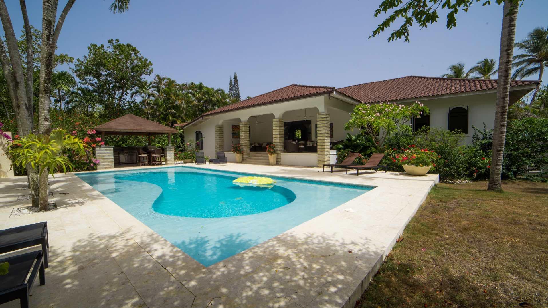 Luxury Cabarete Villa For Sale
