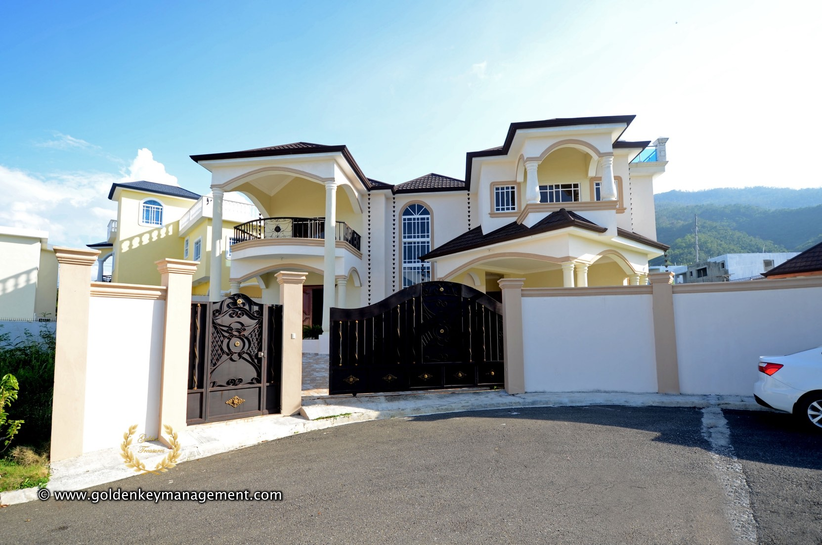 Puerto Plata house for sale with 4 bedrooms