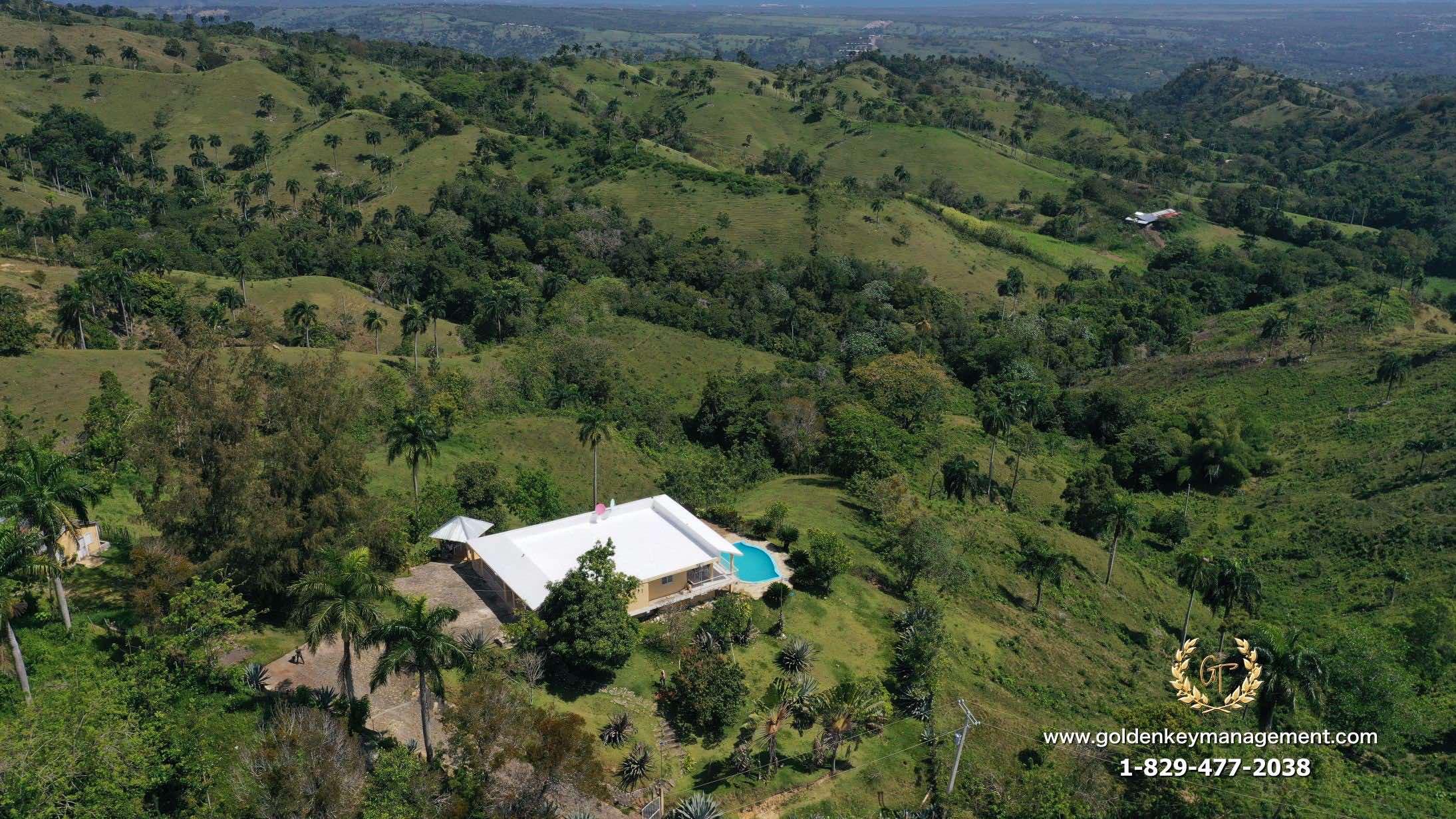 Mountain House in Puerto Plata Dominican Republic