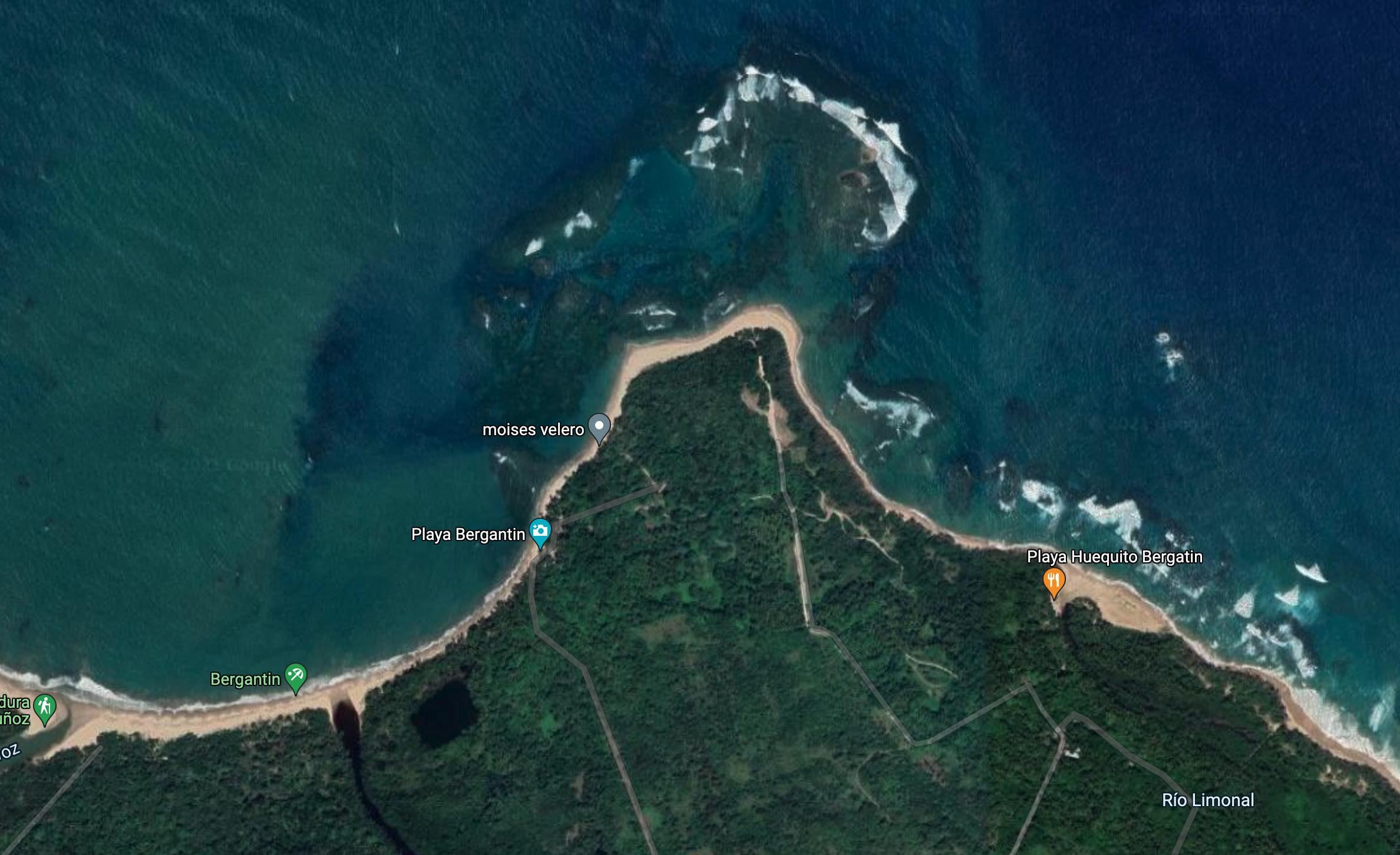 Puerto Plata beach land sale Bergantin