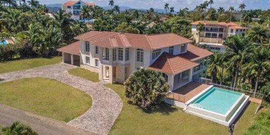 Sosua luxury villa for sale